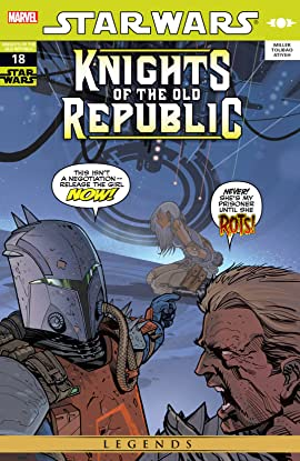 Star Wars: Knights of the Old Republic (2006-2010) #18
