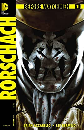 Before Watchmen: Rorschach #1 (of 4)
