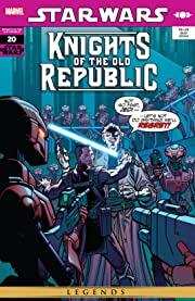 Star Wars: Knights of the Old Republic (2006-2010) #20