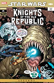 Star Wars: Knights of the Old Republic (2006-2010) #21