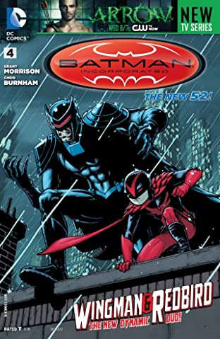 Batman Incorporated (2012-2013) #4