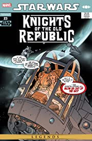 Star Wars: Knights of the Old Republic (2006-2010) #23