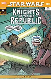 Star Wars: Knights of the Old Republic (2006-2010) #24