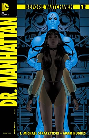 Before Watchmen: Dr. Manhattan #1 (of 4)