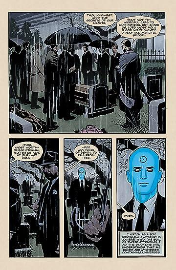 Before Watchmen Dr Manhattan 1 Of 4 Dc Entertainment
