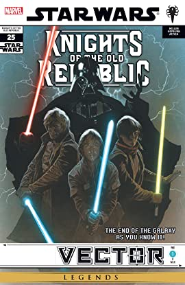 Star Wars: Knights of the Old Republic (2006-2010) #25
