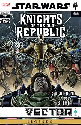 Star Wars: Knights of the Old Republic (2006-2010) #27