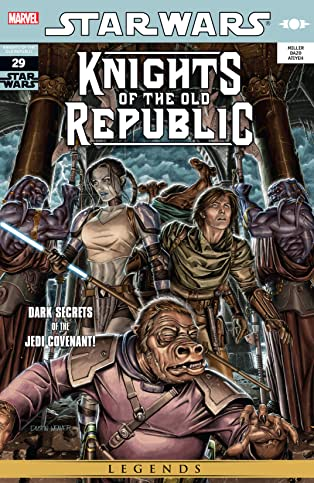 Star Wars: Knights of the Old Republic (2006-2010) #29