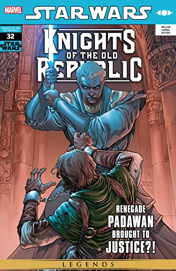 Star Wars: Knights of the Old Republic (2006-2010) #32