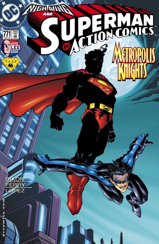 Action Comics (1938-2011) #771