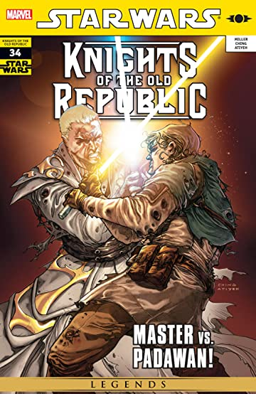 Star Wars: Knights of the Old Republic (2006-2010) #34