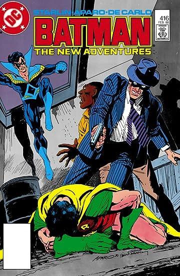 Batman (1940-2011) #416