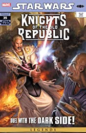 Star Wars: Knights of the Old Republic (2006-2010) #35