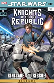 Star Wars: Knights of the Old Republic (2006-2010) #37