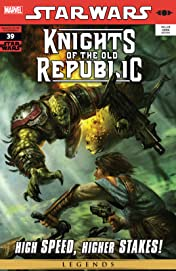Star Wars: Knights of the Old Republic (2006-2010) #39