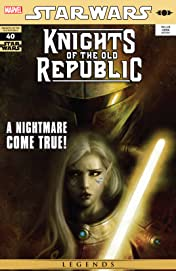 Star Wars: Knights of the Old Republic (2006-2010) #40