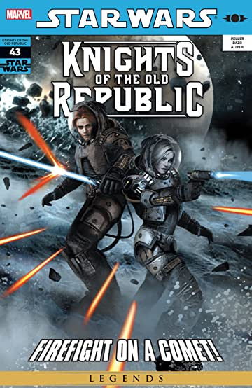 Star Wars: Knights of the Old Republic (2006-2010) #43