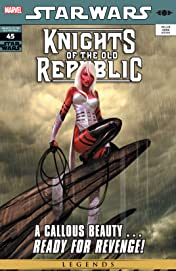 Star Wars: Knights of the Old Republic (2006-2010) #45
