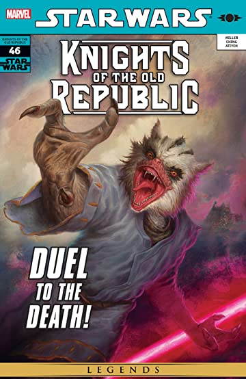 Star Wars: Knights of the Old Republic (2006-2010) #46