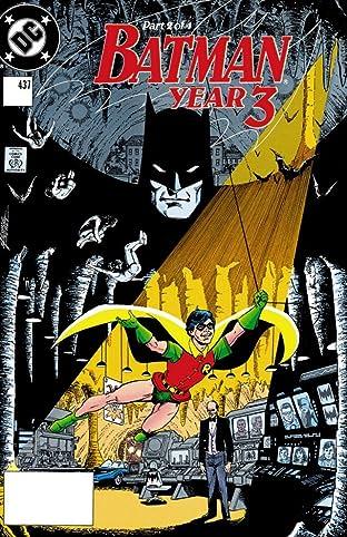 Batman (1940-2011) #437