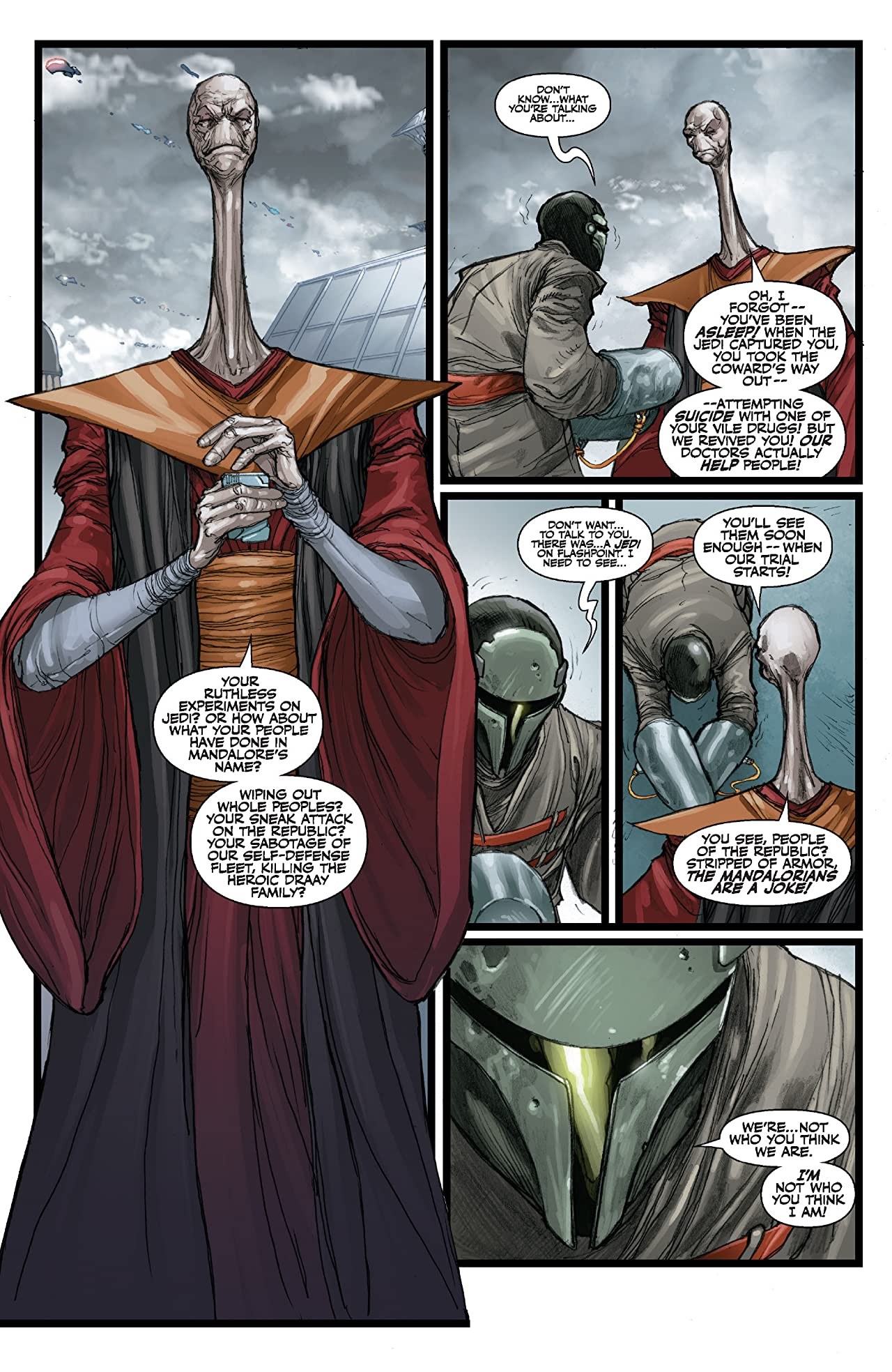 Star Wars: Knights of the Old Republic (2006-2010) #47