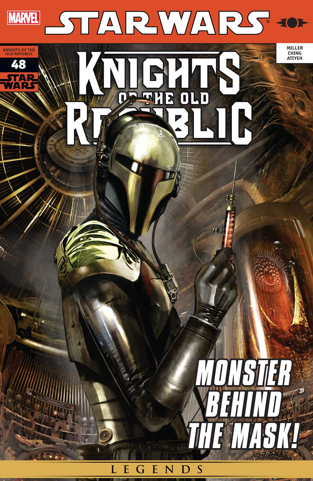 Star Wars: Knights of the Old Republic (2006-2010) #48
