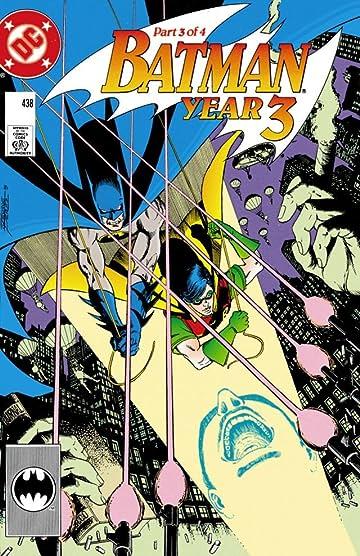 Batman (1940-2011) #438