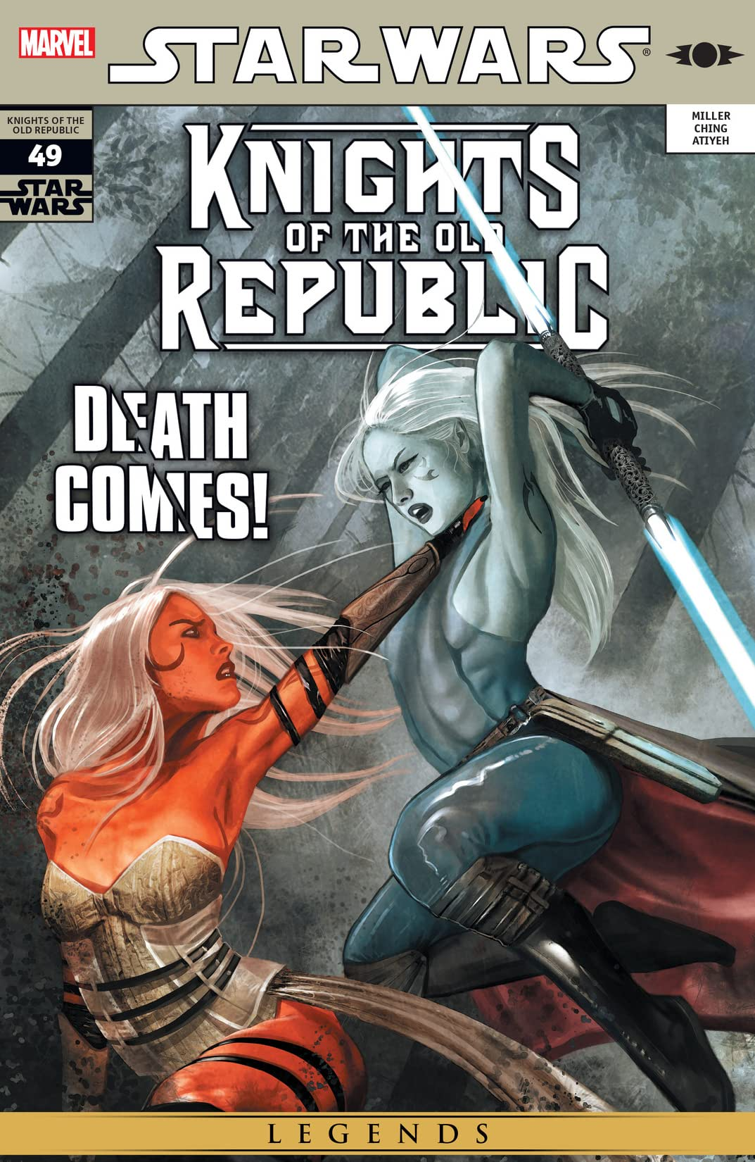 Star Wars: Knights of the Old Republic (2006-2010) #49