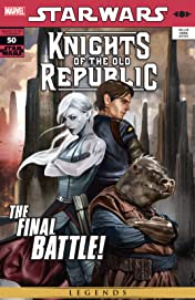 Star Wars: Knights of the Old Republic (2006-2010) #50