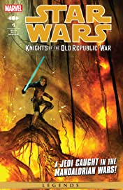 Star Wars: Knights of the Old Republic - War (2012) #1 (of 5)