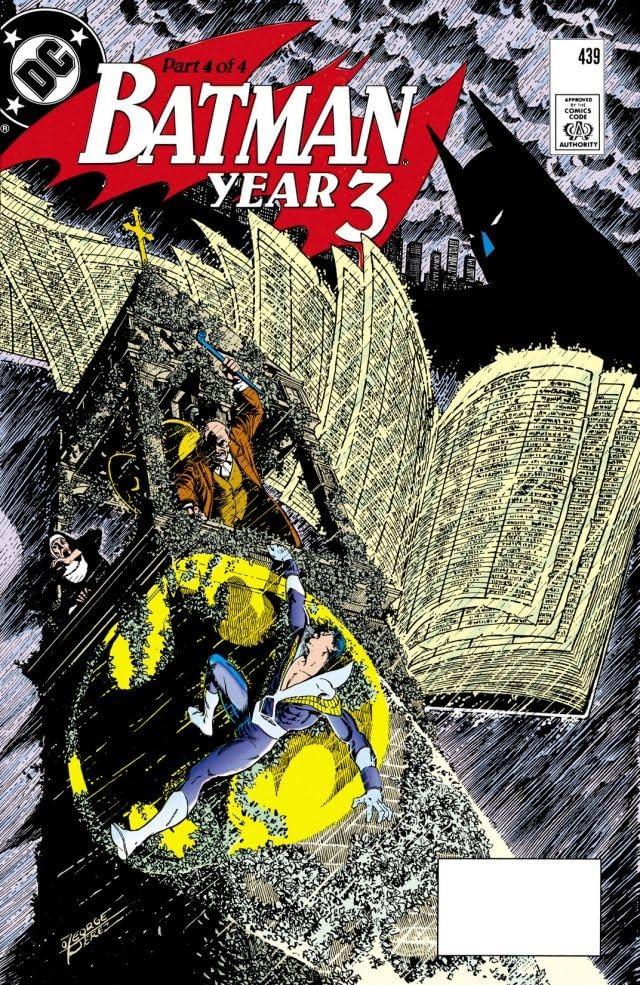 Batman (1940-2011) #439