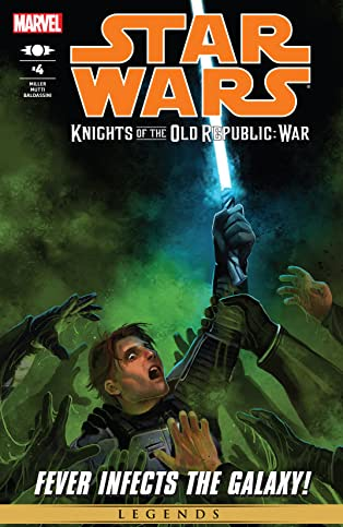 Star Wars: Knights of the Old Republic - War (2012) #4 (of 5)