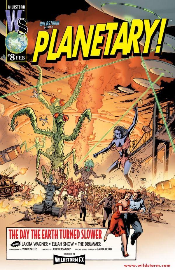 Planetary #8