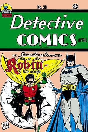 Detective Comics (1937-2011) No.38