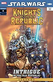 Star Wars: Knights of the Old Republic / Rebellion Flipbook (2006) #0