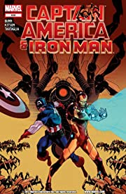 Captain America and Iron Man #635