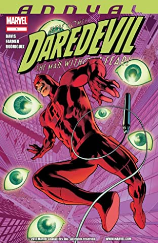 Daredevil (2011-2014) Annual #1