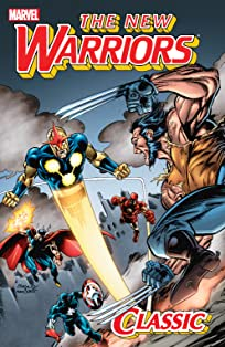 New Warriors Classic Tome 3