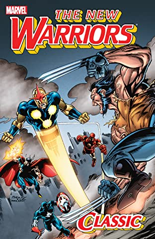 New Warriors Classic Vol. 3