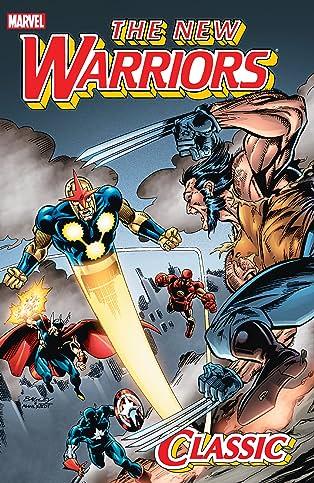 New Warriors Classic Vol. 3