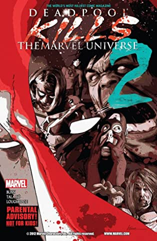 Deadpool Kills the Marvel Universe #2 (of 4)