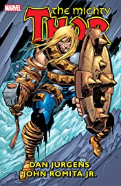 Thor by Jurgens & Romita Jr. Vol. 4