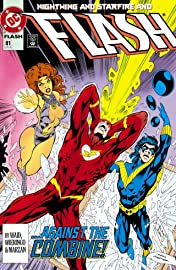 The Flash (1987-2009) #81