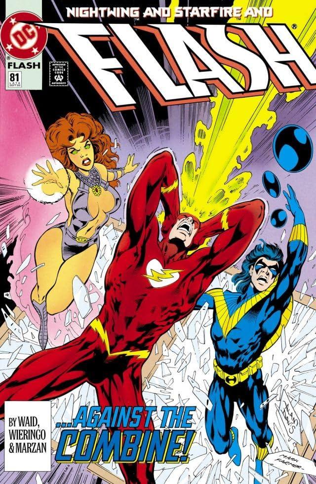 The Flash (1987-2009) #81