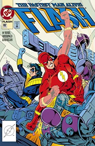 The Flash (1987-2009) #82