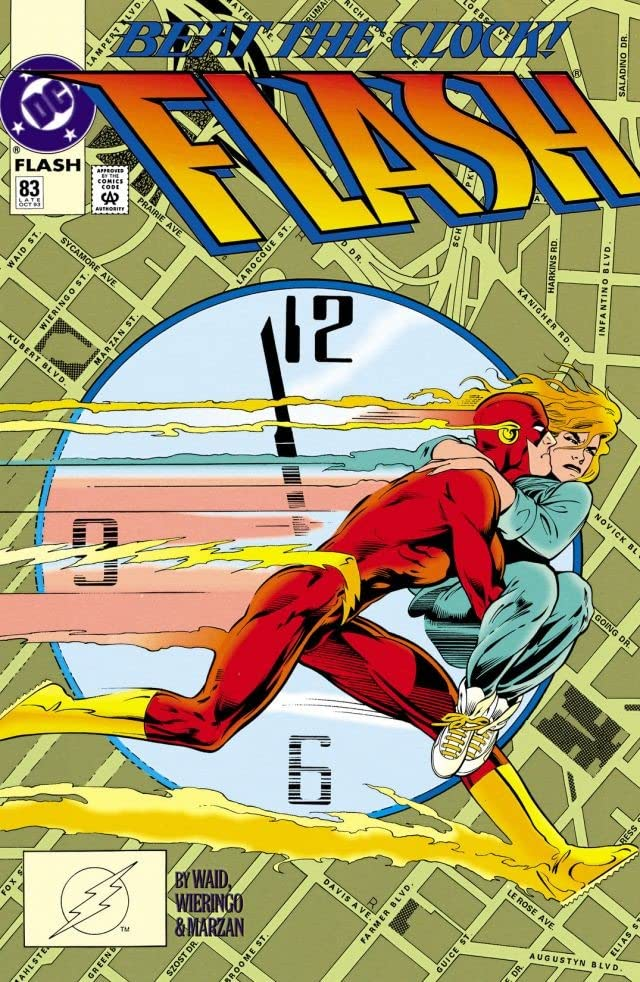 The Flash (1987-2009) #83