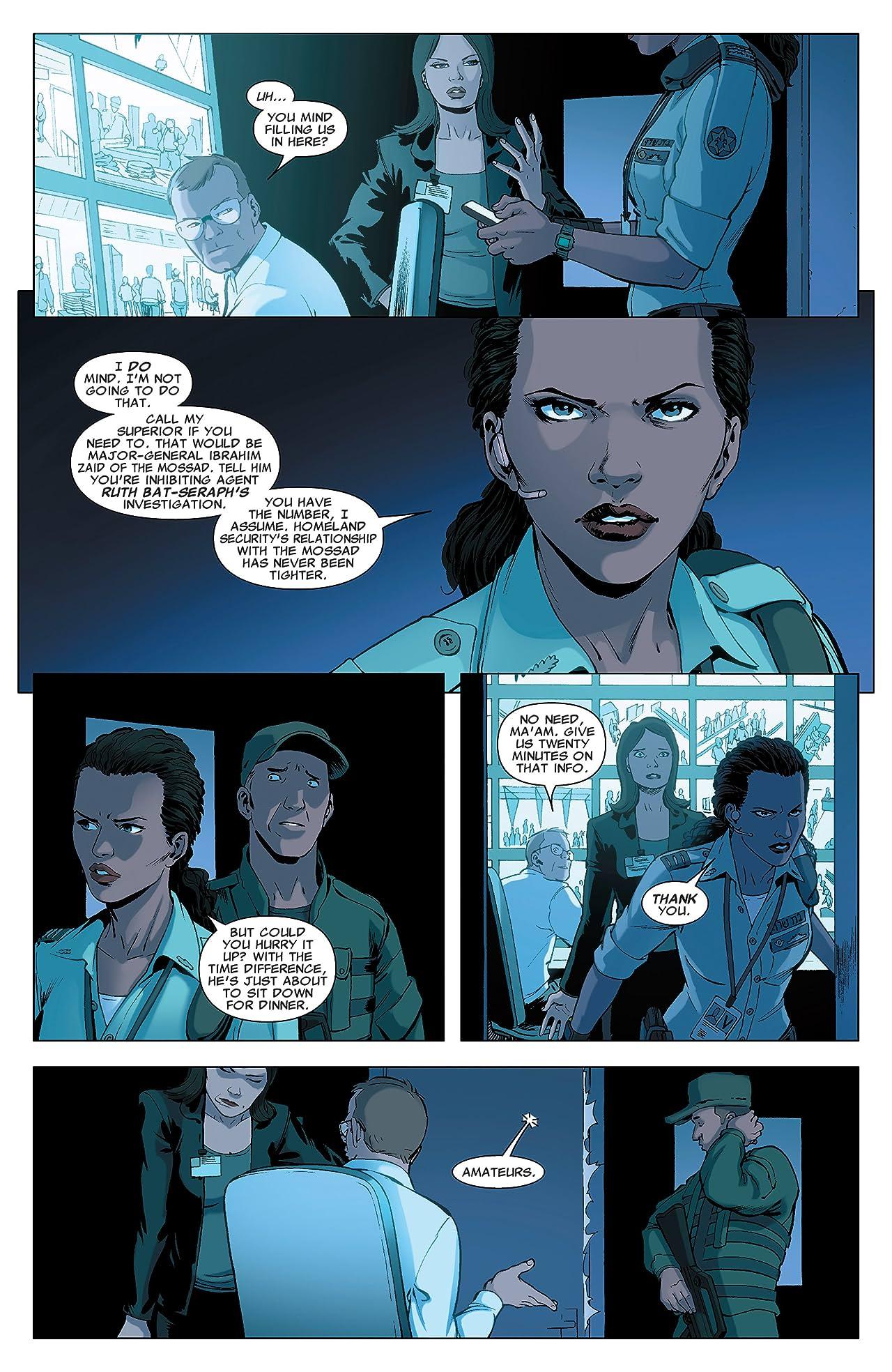 X-Men: Reckless Abandonment