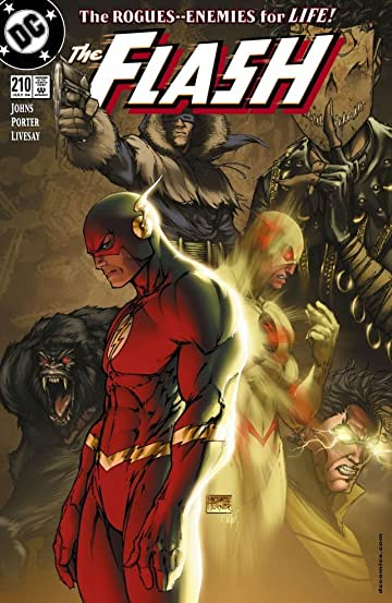 The Flash (1987-2009) #210