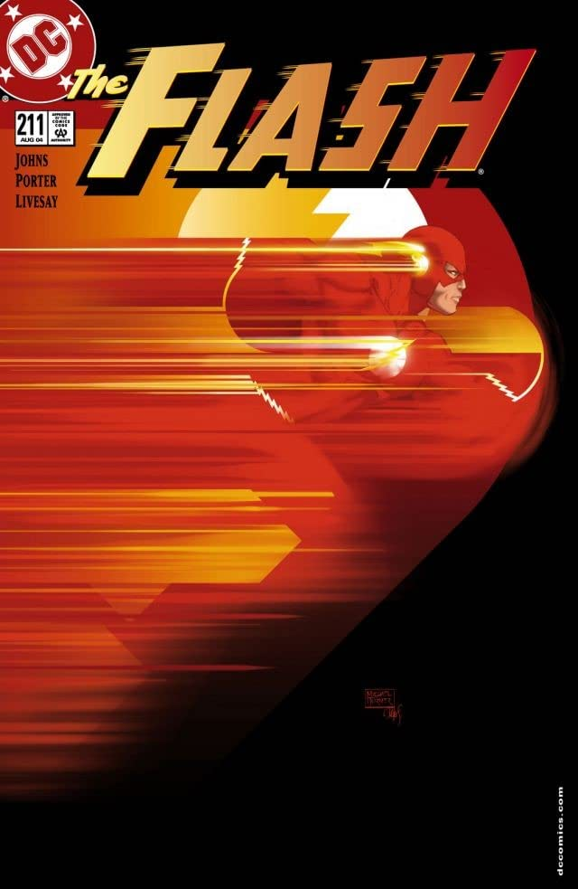 The Flash (1987-2009) #211