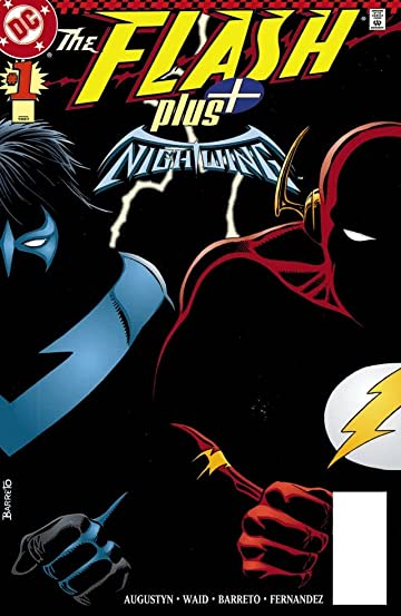 The Flash Plus #1: Nightwing